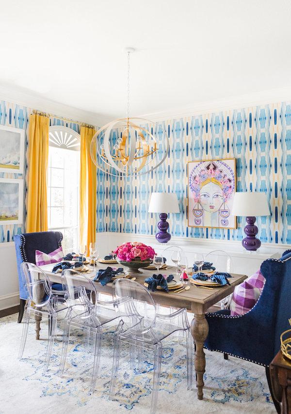 One Room Challenge Dining Room Reveal Hi Sugarplum