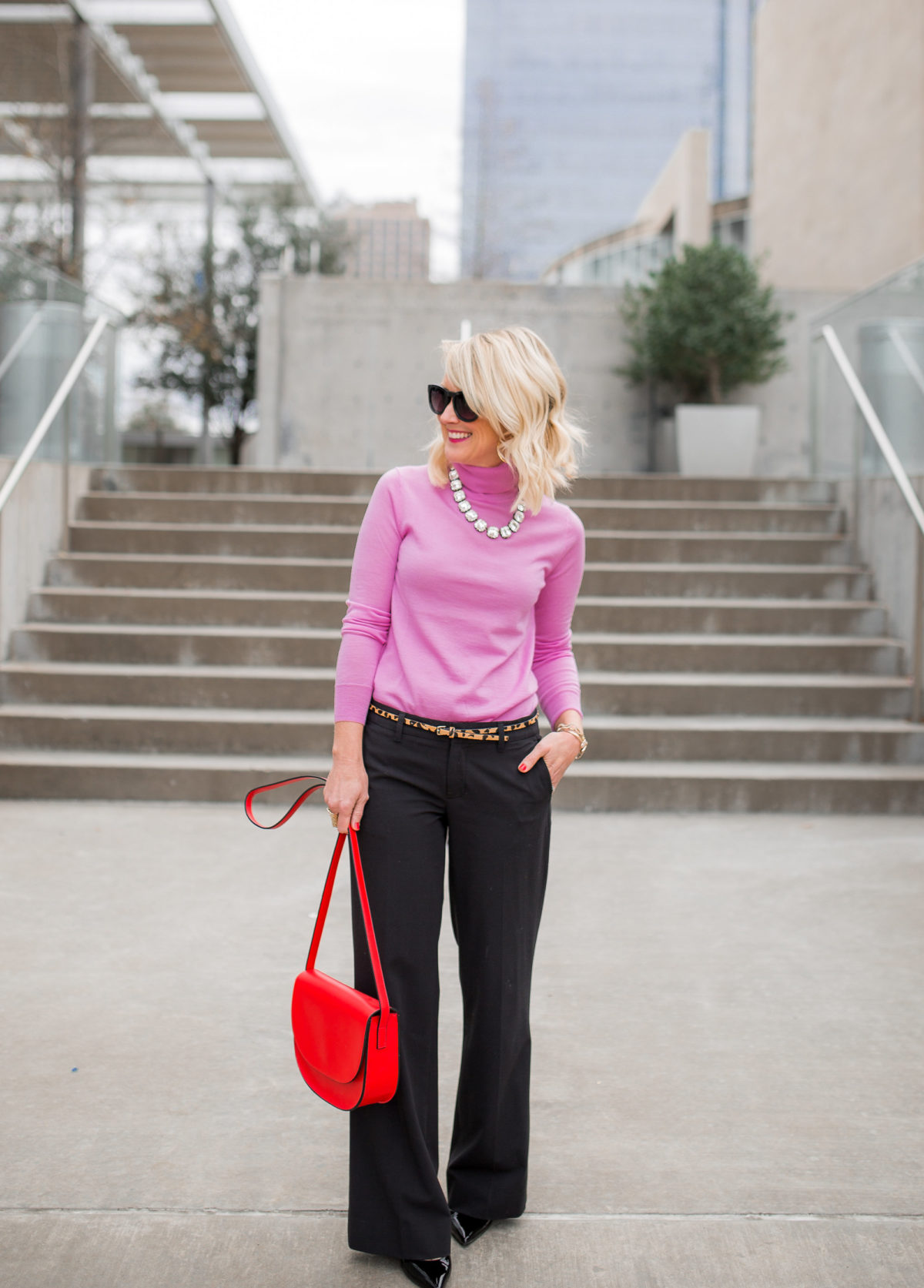 Winter Brights | Pink & Red