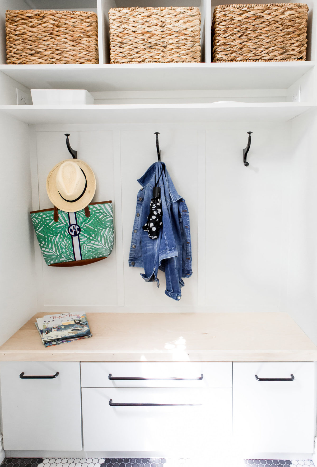 Mudroom | The Reveal