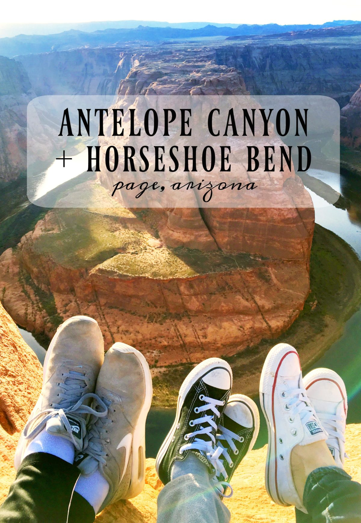 Trip Report | Antelope Canyon + Horseshoe Bend