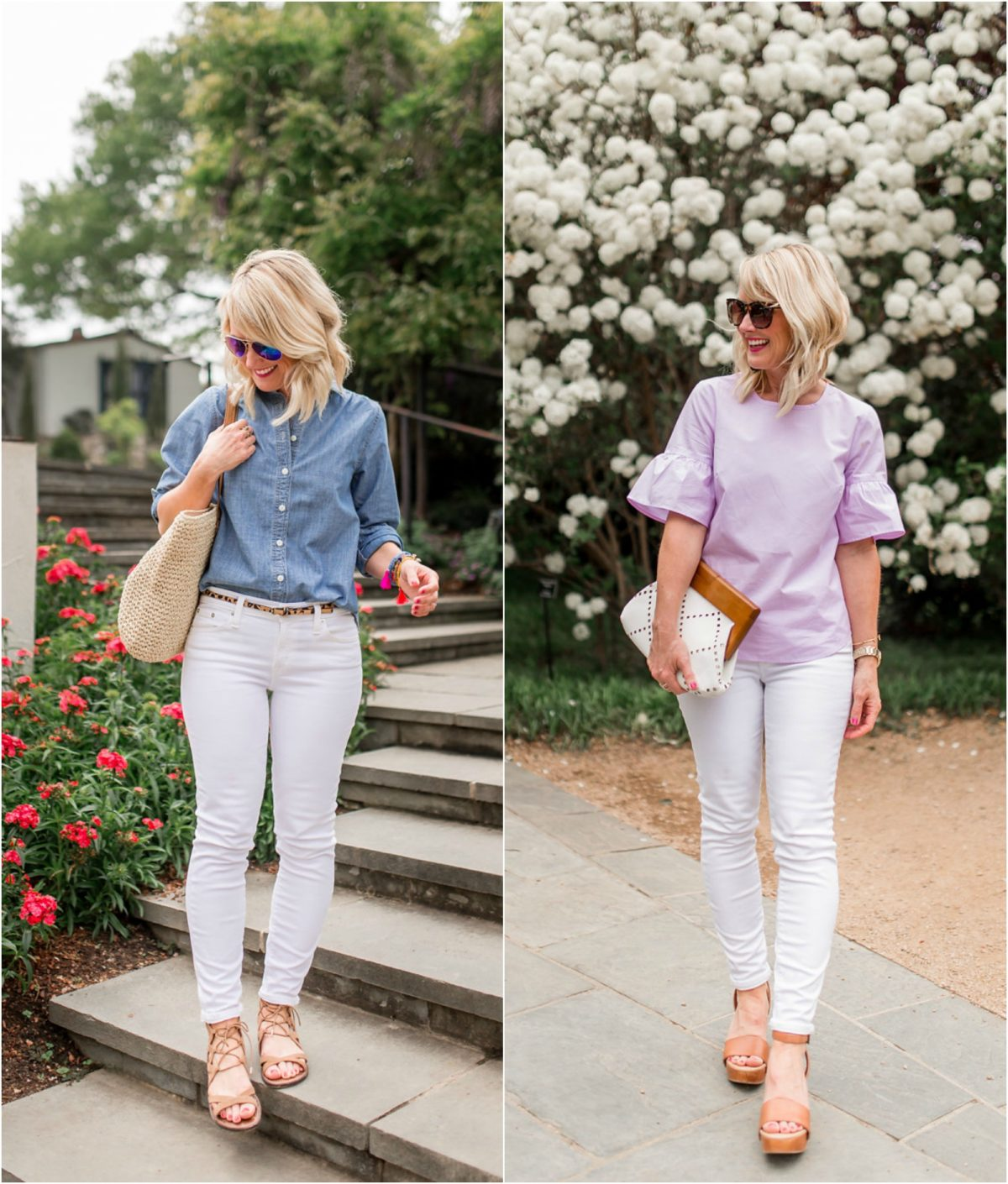 White Jeans Love