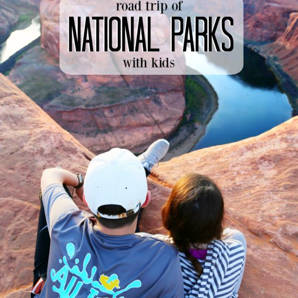 road trip, national parks, zion, bryce, the grand canyon, family road trip