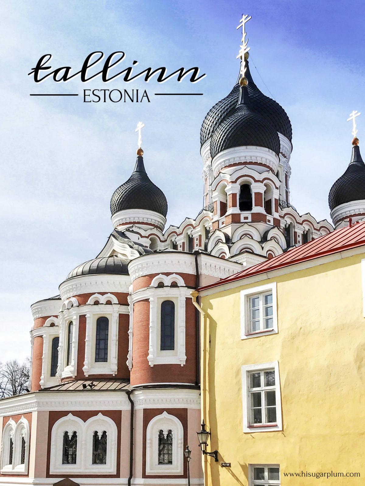 Port of Call   Tallinn, Estonia