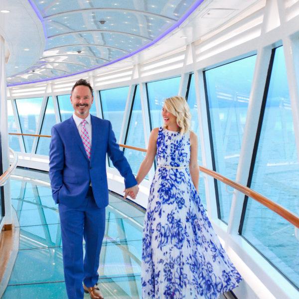 formal night on princess cruise