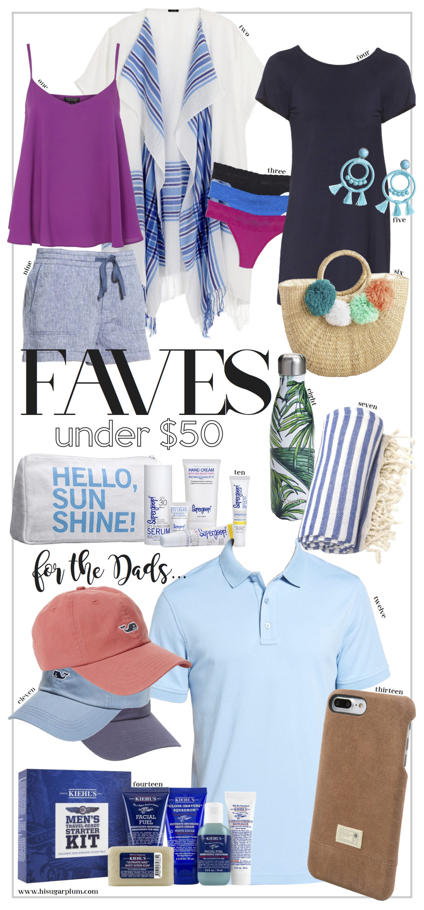 faves under $50, dads day gifts