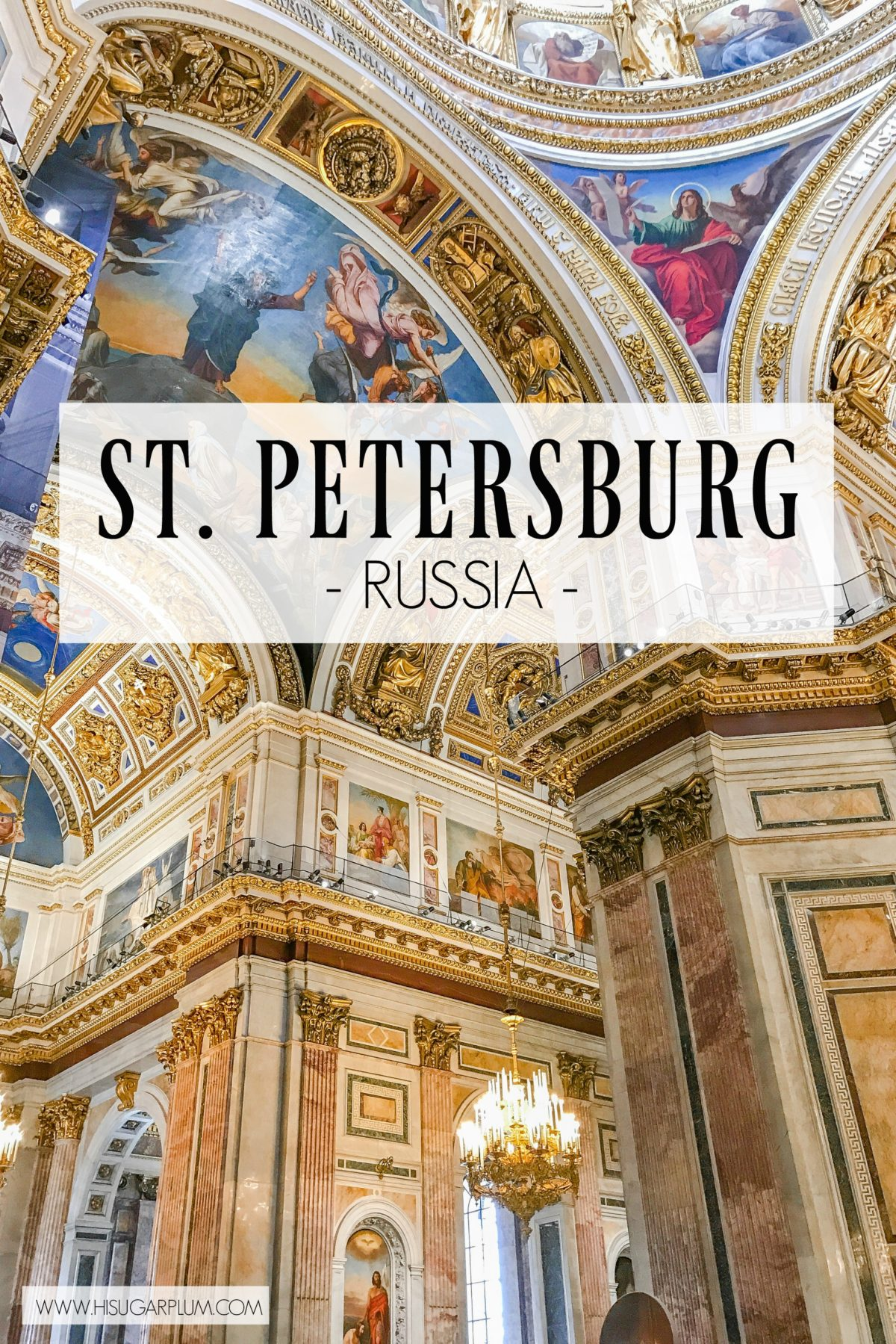 Port of Call | St. Petersburg, Russia