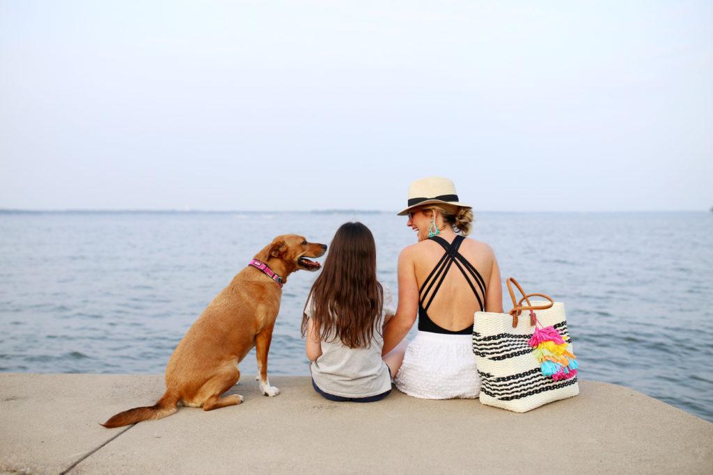 family day at the lake