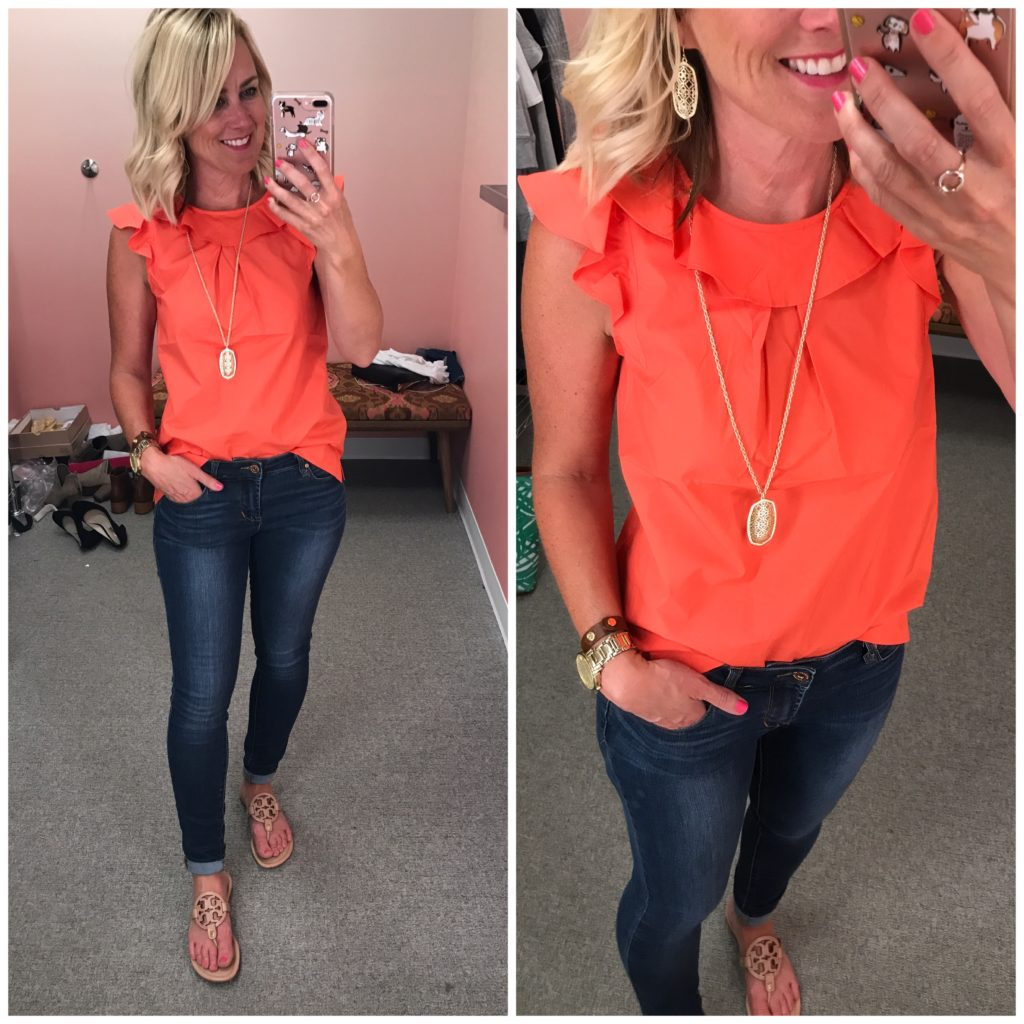 nordstrom anniversary sale jcrew top