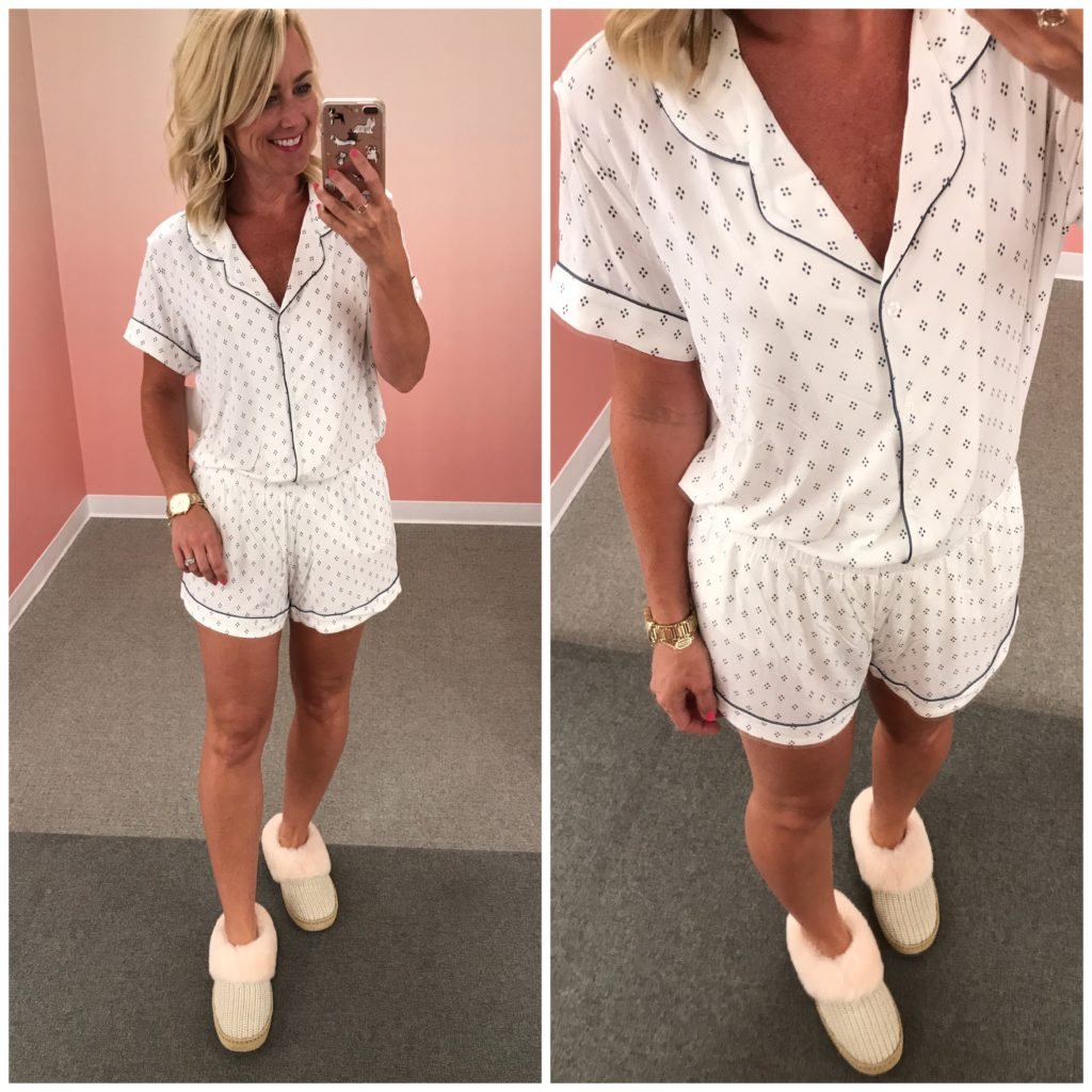 nordstrom anniversary sale pajama set