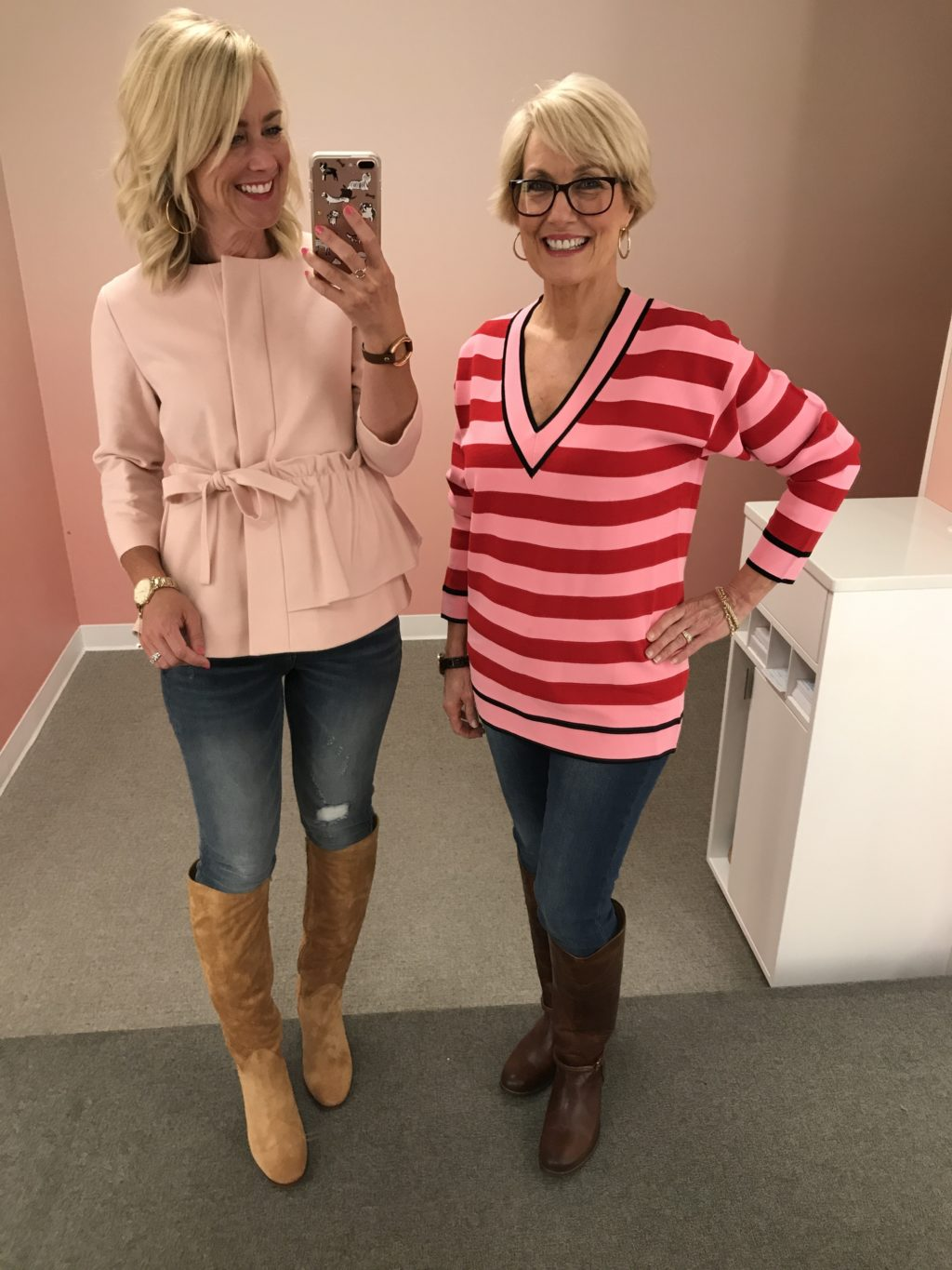 nordstrom anniversary sale pink sweaters 2