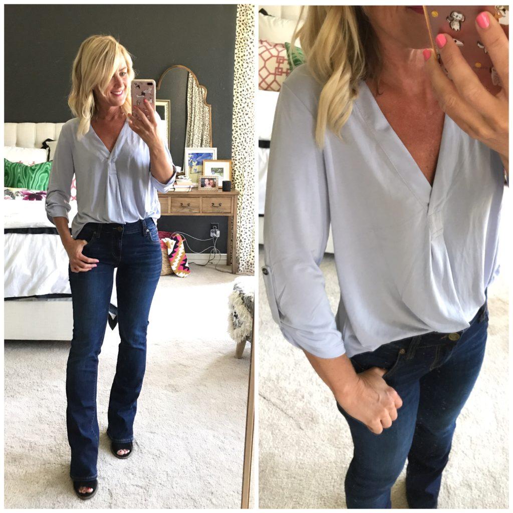 lush blouse