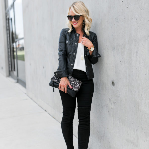 black jeans for date night