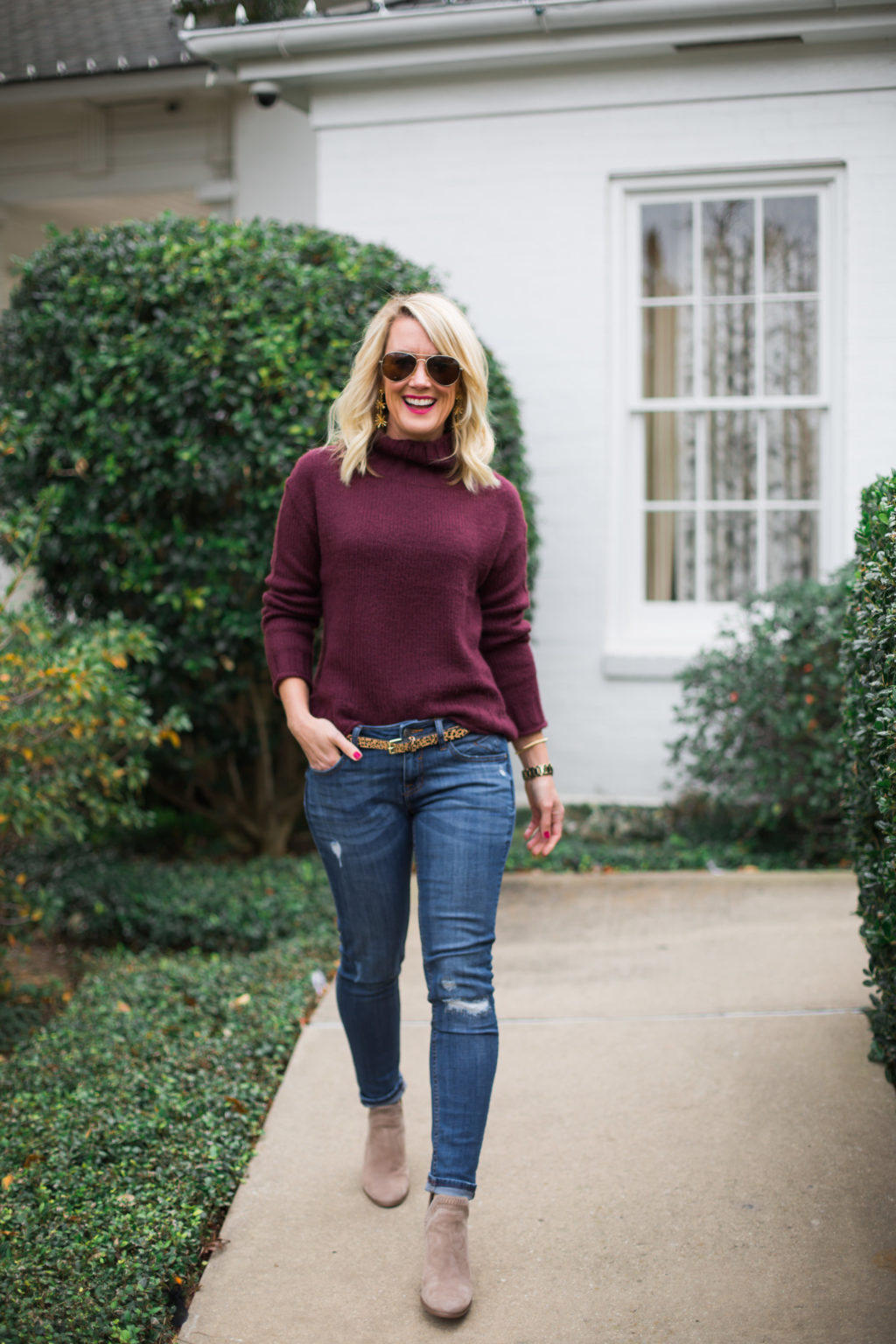 Sugarplum Style Tip | How to Wear Ankle Boots with Skinny ...