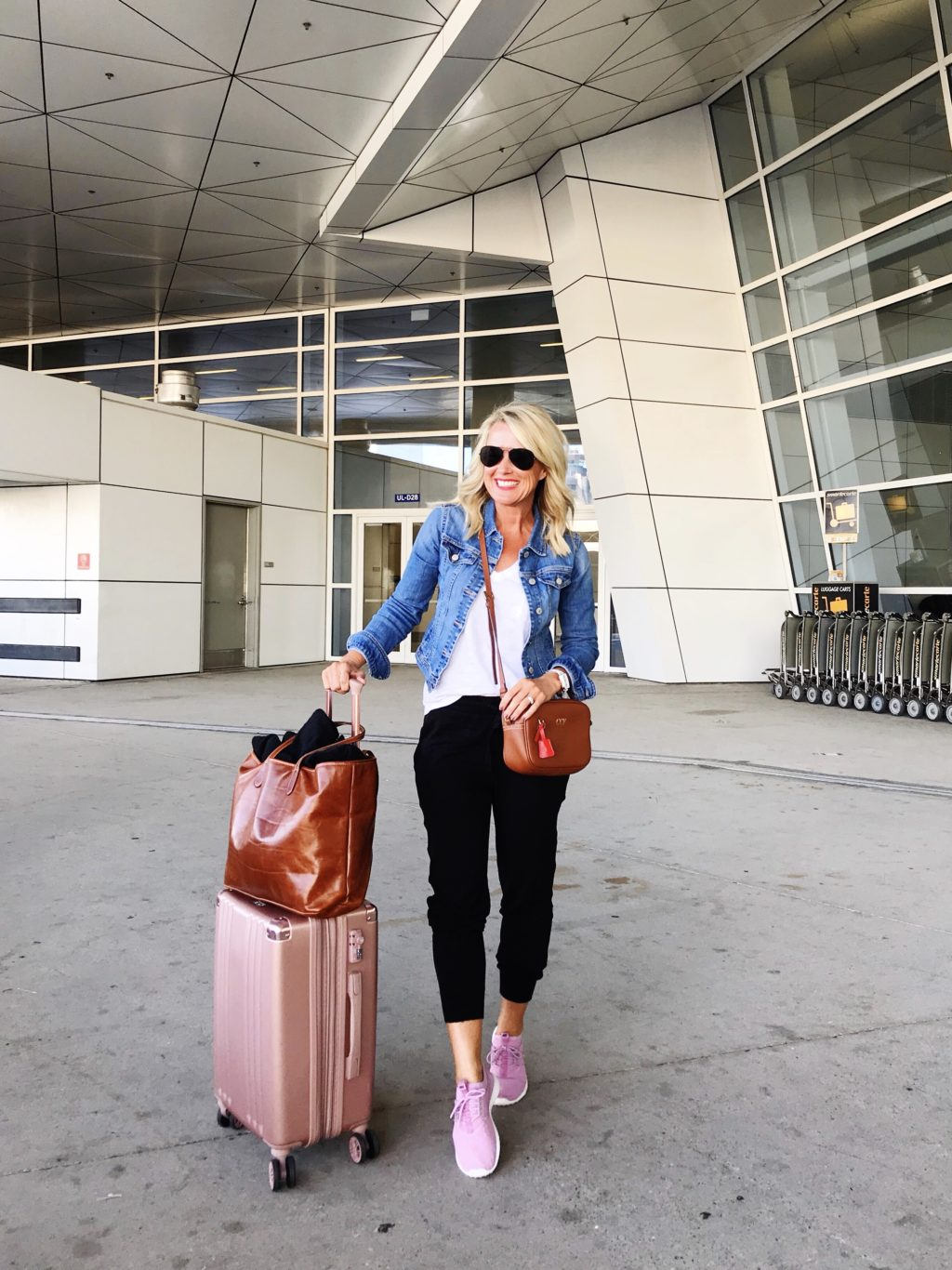 travel style for overnight flight