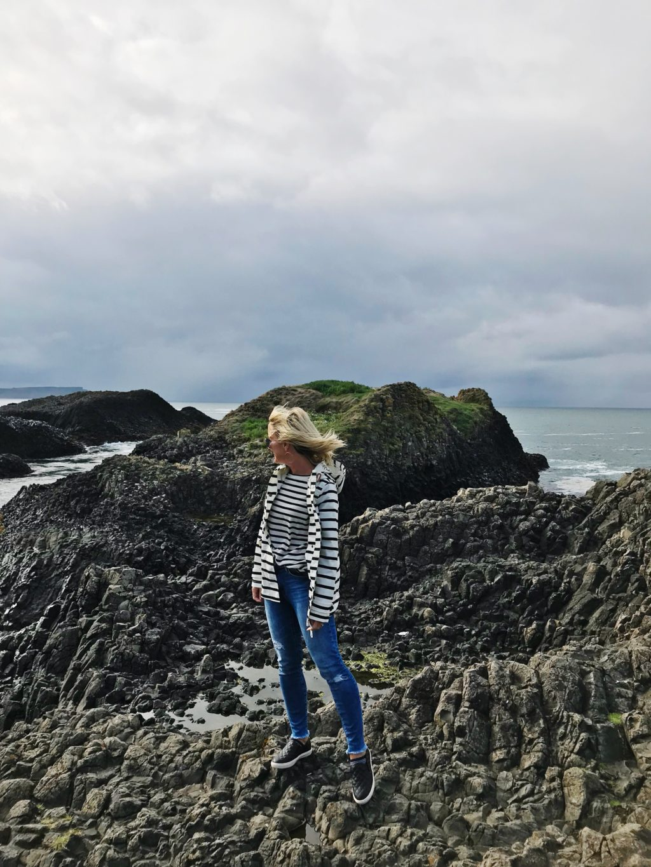 northern ireland rocky coastline game of thrones