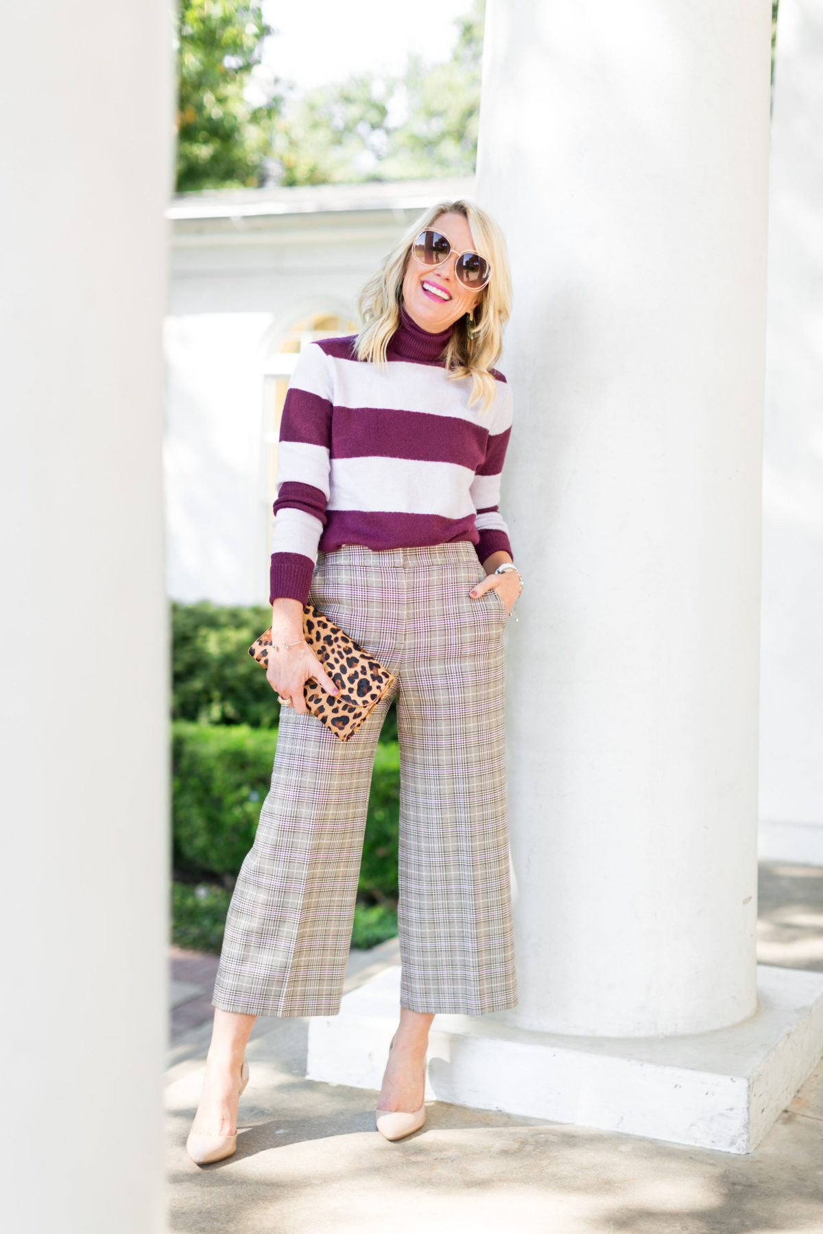 Work to Weekend | Striped Sweater